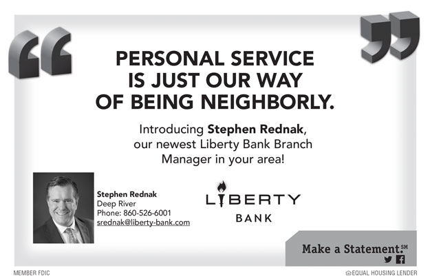 Stephen Rednak Welcome