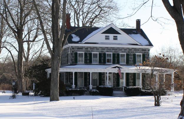 Deep River Historical Society - Festival of Trees 2015
